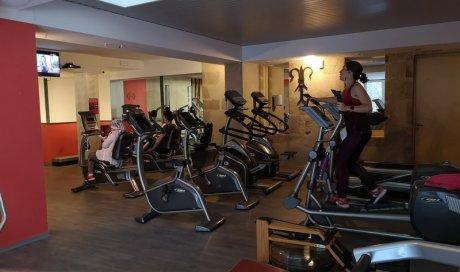 Entrainement cardio training musculation Limoges